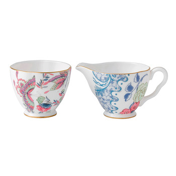 Butterfly Bloom Cream and Sugar Set