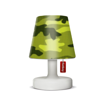 Cooper Cappie Lamp Shade - Camouflage Green