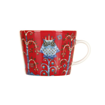 Taika Cappuccino Cup - Red