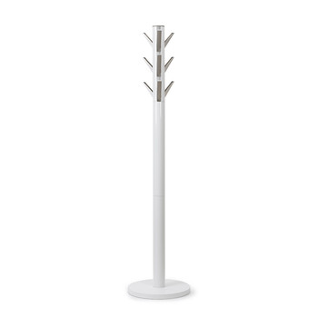 Flapper Coat Stand - White