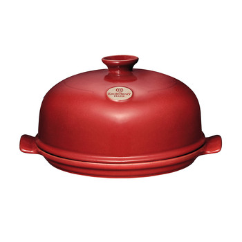 Bread Cloche - Red
