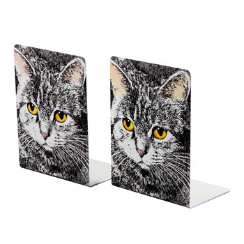 Gatto Bookends