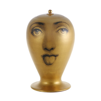 Antipatico Vase - Gold