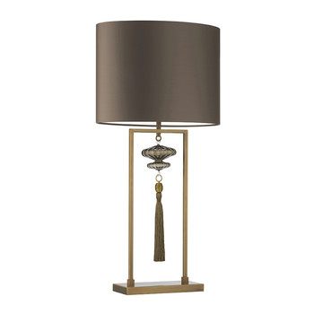 Constance Table Lamp - Brass / Bronze