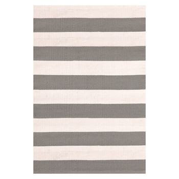 Catamaran Stripe Rug - Fieldstone