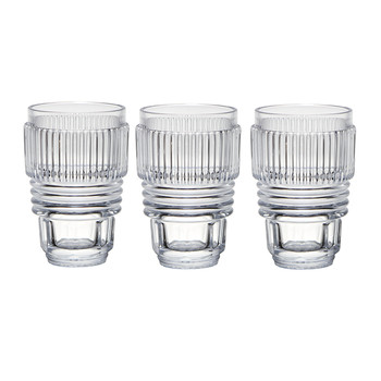 Machine Collection - Glasses - Set of 3