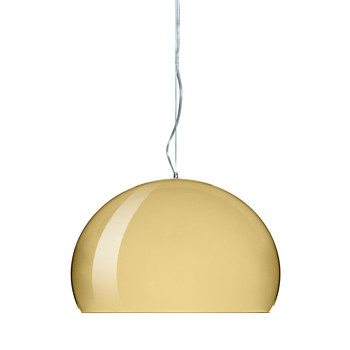 FL/Y Ceiling Light - Gold
