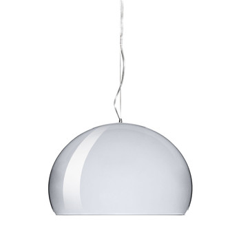 FL/Y Ceiling Light - Chrome