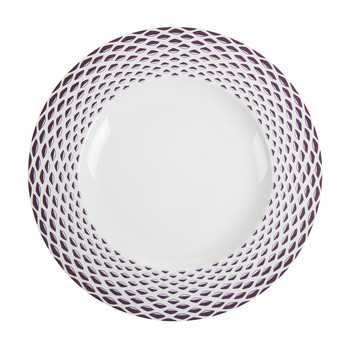 Flowers - 27cm Dinner Plate - Set of 2