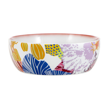 Flowers - Large Salad Bowl