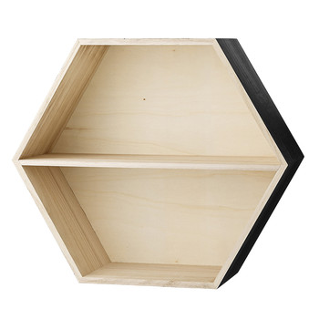 Hexagonal Display Box