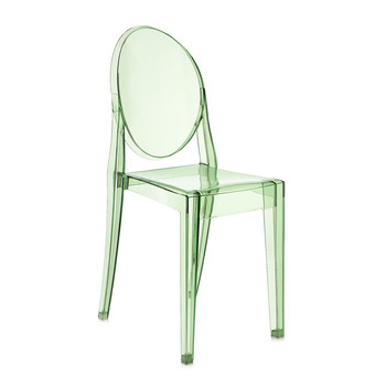 Victoria Ghost Chair - Green