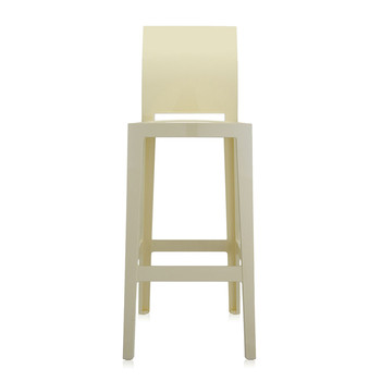 One More Please Stool 75cm - Yellow