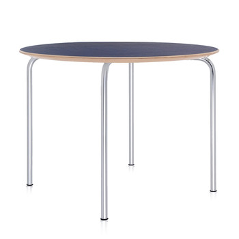 Maui Round Table - Navy Blue