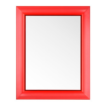 Francois Ghost Mirror - Red