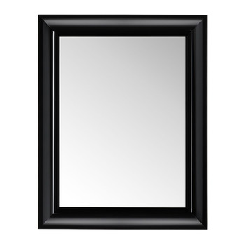 Francois Ghost Mirror - Black