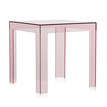 Kartell - Table d'Appoint Jolly - Rose