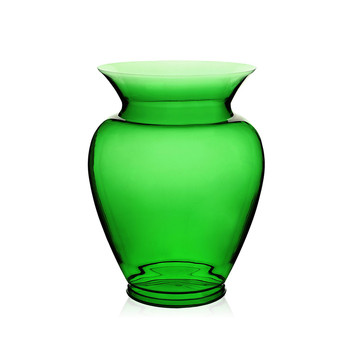 La Boheme 3 Vase - Bottle Green