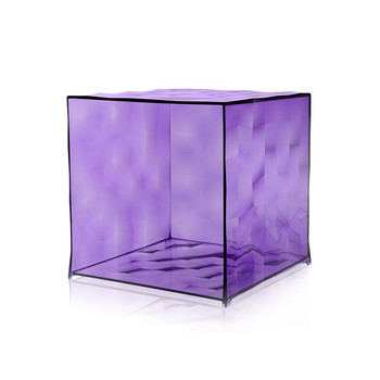 Optic Cube - Purple