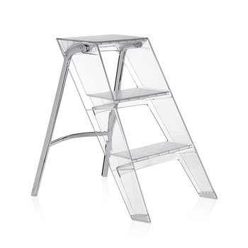 Upper Step Ladder - Crystal