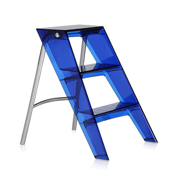 Upper Step Ladder - Cobalt
