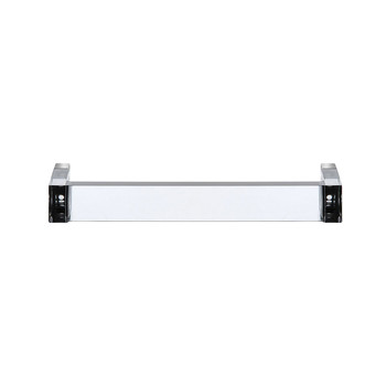Rail Towel Holder - Crystal