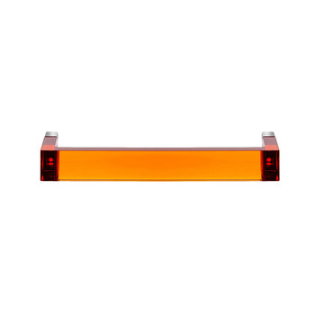 Rail Towel Holder - Orange