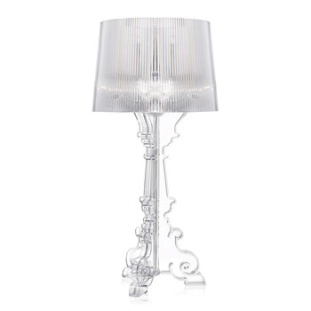Bourgie On/Off Lamp - Crystal