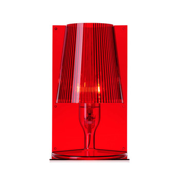 Take Table Lamp - Red