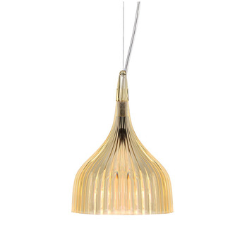 E Ceiling Lamp - Yellow