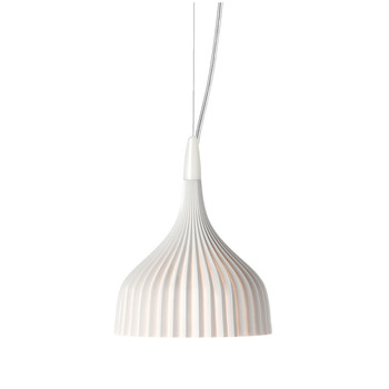 E Ceiling Lamp - White