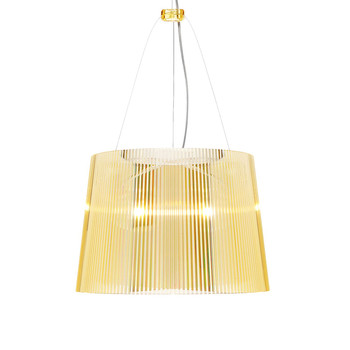 Ge Ceiling Lamp - Yellow
