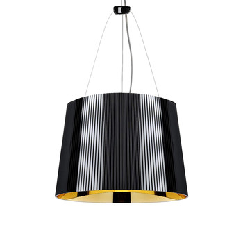 Ge Ceiling Lamp - Black/Gold