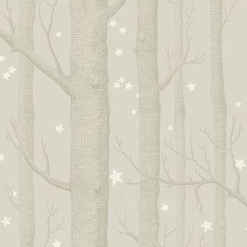 Woods & Stars Wallpaper - 103/11048