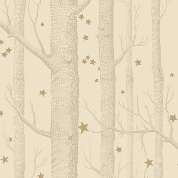 Woods & Stars Wallpaper - 103/11049