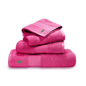 Player Towel - Pink