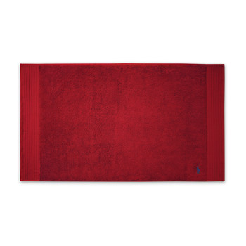 Player Bath Mat - Red Rose
