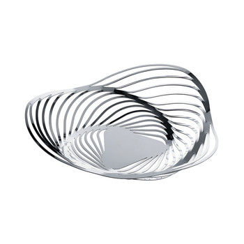 Trinity Fruit Bowl - Stainless Steel