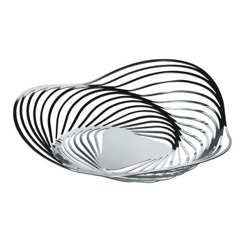 Trinity Centerpiece - Stainless Steel