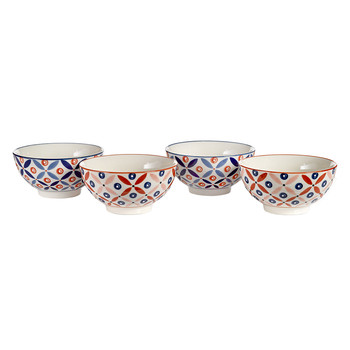 Bowls Set of 4 - Petal