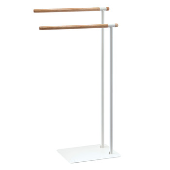Oscar Towel Holder - White