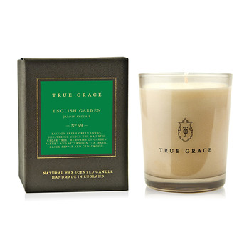 Manor Classic Candle - 190g - English Garden