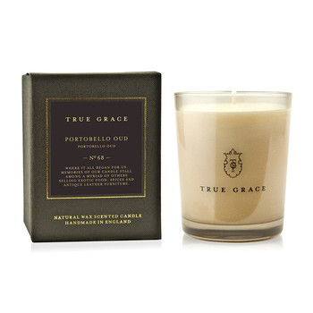 Manor Classic Candle - 190g - Portabello Oud