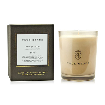 Manor Classic Candle - 190g - True Jasmine