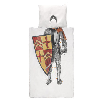 Knight Duvet Set - Single