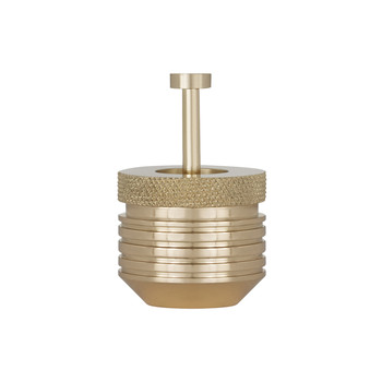 Cog Brass Container - Small