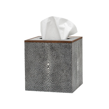 Manchester Tissue Box - Grey