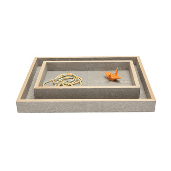 Manchester Tray Set - Sand