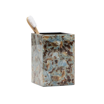 Sitges Toothbrush Holder - Blue Shell