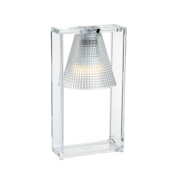 Light-Air Table Lamp - Crystal